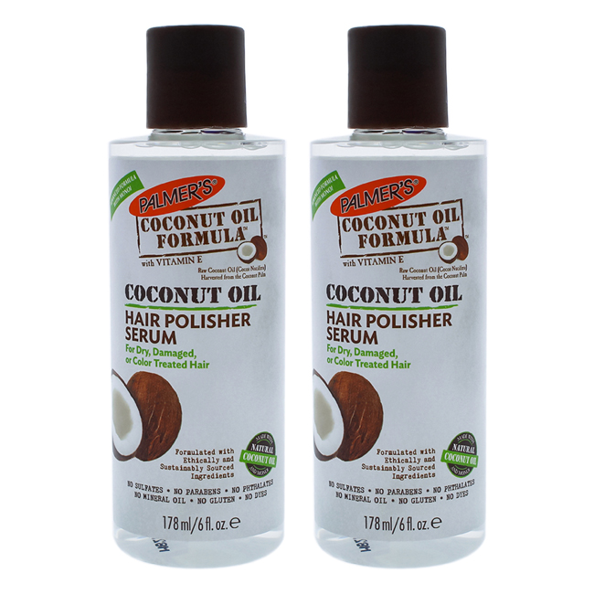 Palmers Unisex HAIRCARE Coconut Oil Hair Polisher Serum - Pa